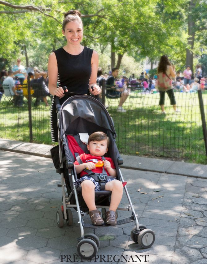 NYC moms spotted by Prêt à Pregnant | Natural Rhythms | Pinterest