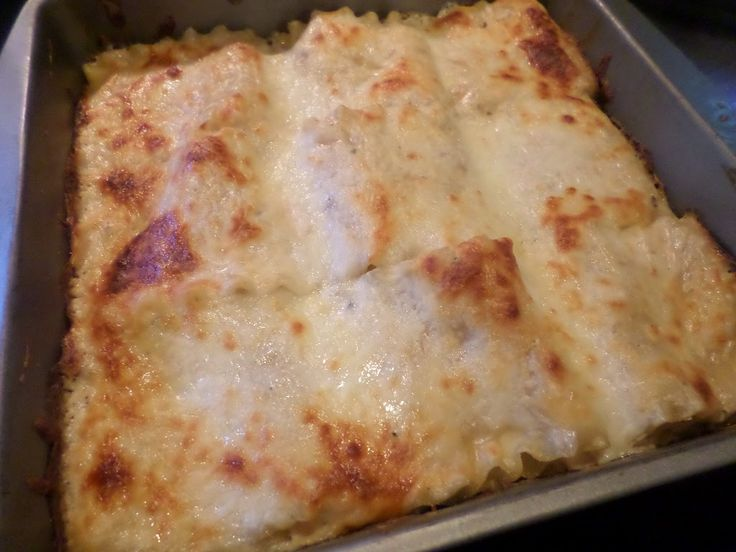 Chicken Alfredo Lasagna Roll Ups | Food for Thought | Pinterest