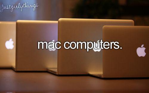 Mac ♥ :)