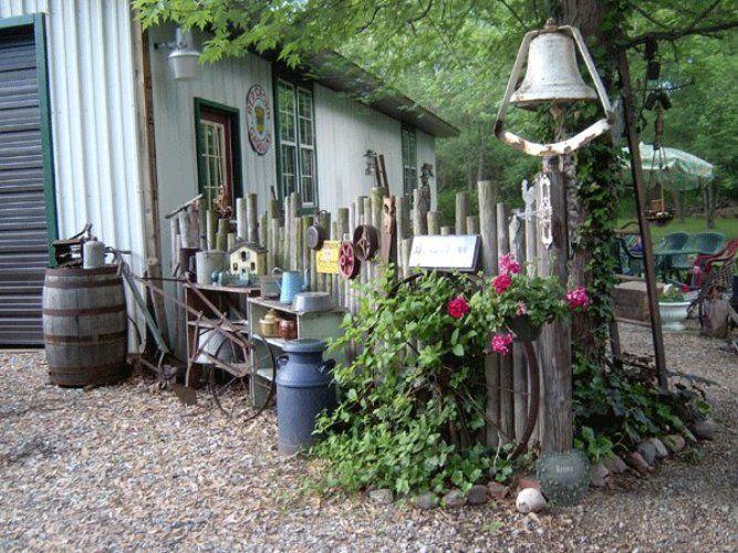 Pinterest Garden Junk Ideas Photograph Garden Junk