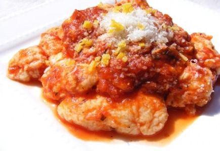 Zuni Ricotta Gnocchi | pasta | Pinterest