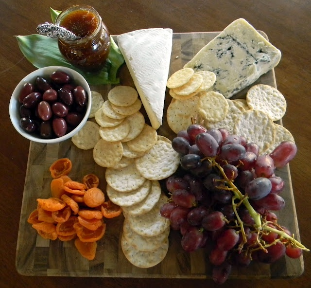 Perfect Cheese Platter