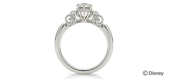 cinderella inspired ring wedding related awesome little details 600x315 cinderellas - Cinderella Wedding Ring