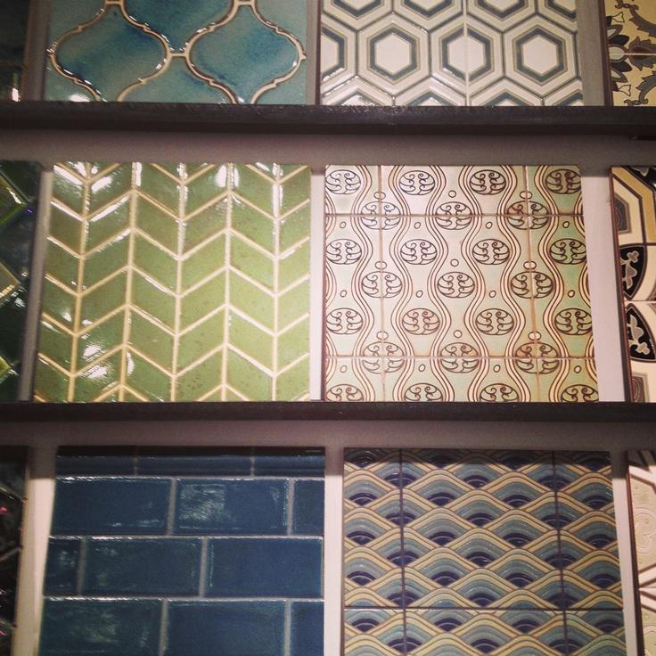 Ann Sacks Tile Bathroom Pinterest