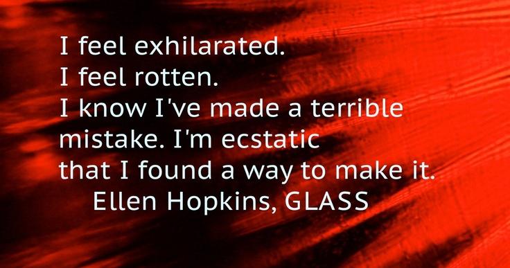 Quotes By Ellen Hopkins Glass. QuotesGram