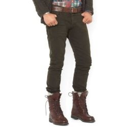 Polo Ralph Lauren Varick Slim-Fit Jeans new - These earth-toned jeans ...