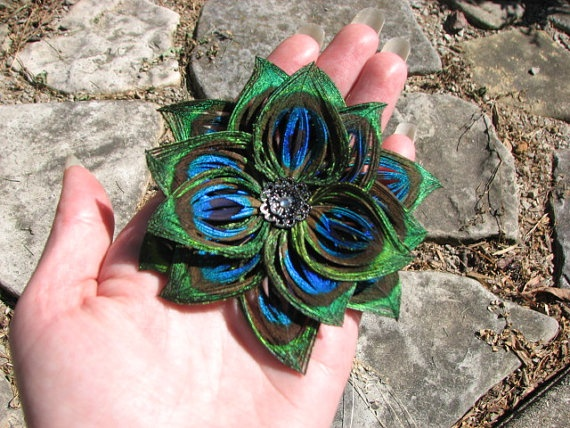 44++ Peacock feather craft projects information