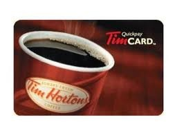 tim hortons father's day promotion