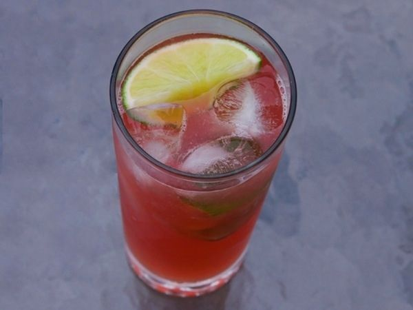 ... Dark and Stormy - adds an artisanal twist to the classic Dark and