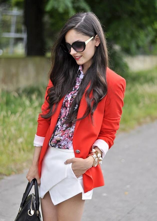 ...red Blazer...  #