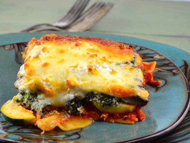 Vegetarian Lasagna Recipe - Food.com - 14684