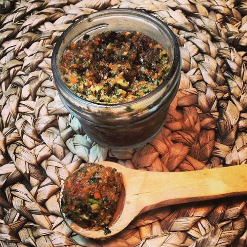 homemade vegetable bouillon | Meant to be eaten | Pinterest