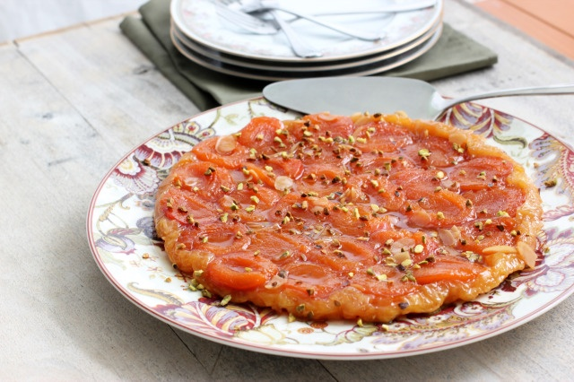 Apricot Tarte Tatin | Food: Pie Hole | Pinterest