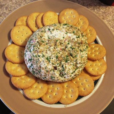 Best appetizer ever cheese ball you will never have leftovers of