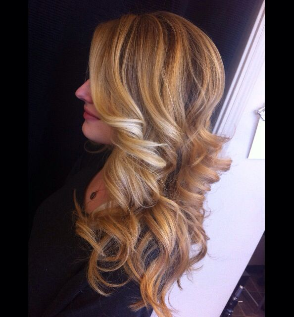 Blonde highlights. Sun kissed hair | Hair *Snip Snip* | Pinterest