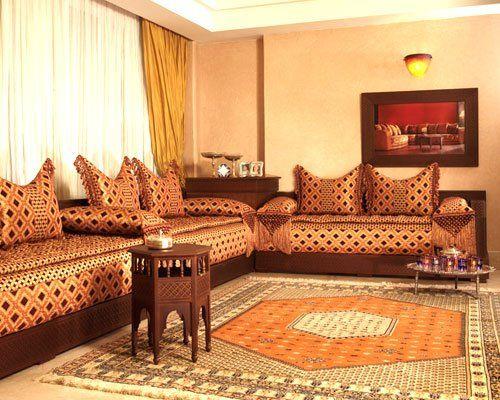 Moroccan salon salon inspiration pinterest for Decoration salon 2016