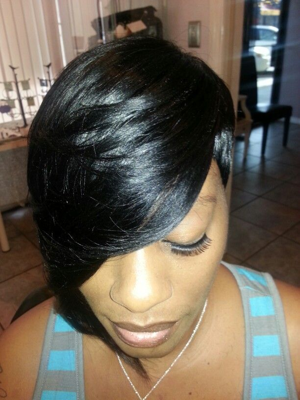 Hair Weave Styles Pinterest 2