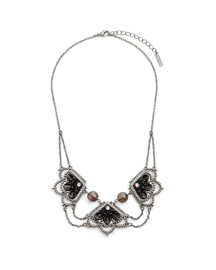 Baroque Bloom Necklace | Jewel Mint