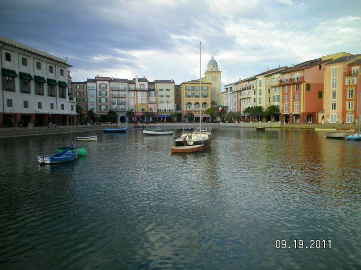 loews portofino bay universal orlando vacation spots