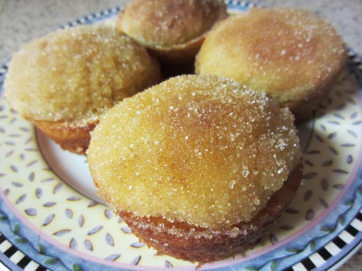 Doughnut Muffins | Sweet Stuff | Pinterest