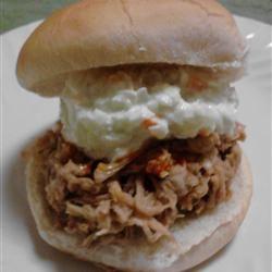 Slow Cooker Carolina BBQ | Recipe