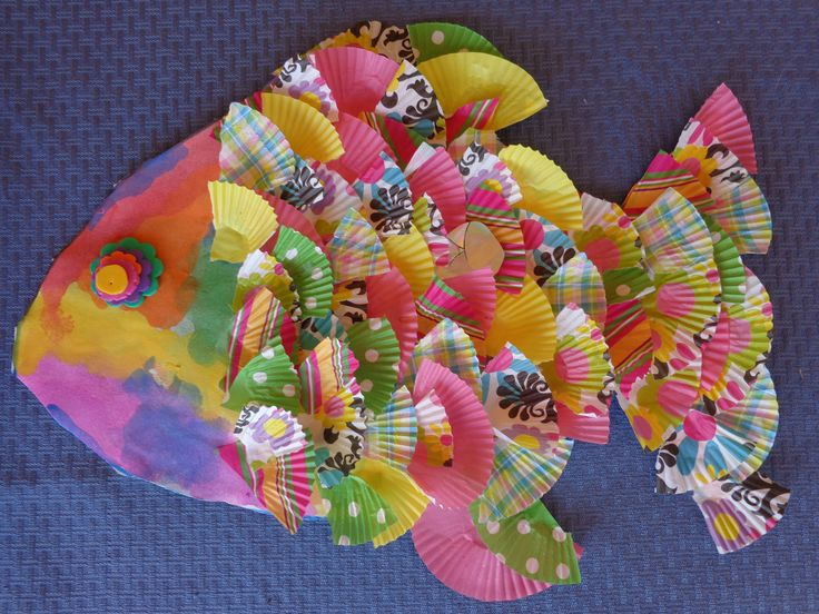 Pin by rachael summers on art projects pinterest for B liner fish