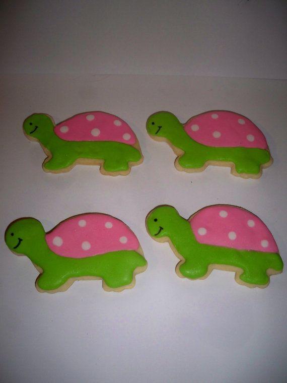 Turtle Sugar Cookies   Cookies: Decorated   Pinterest