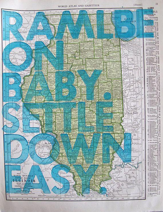 Ramble on baby. Settle Down Easy. - Grateful Dead - Rambin' Rose