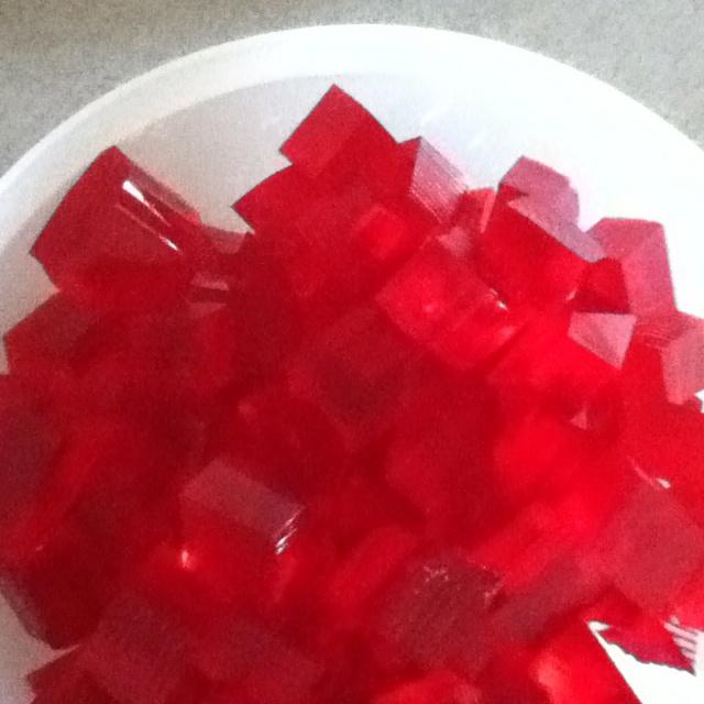 Jello jigglers knox blox 3 3 1 4 ounce packages jello gelatin i