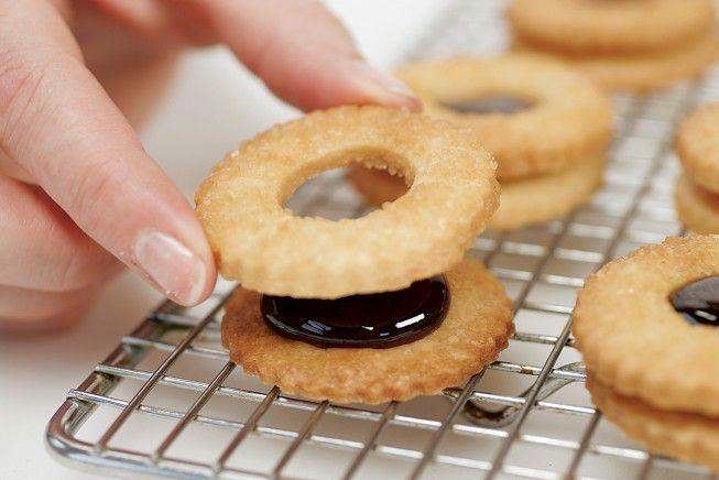 ATK's Jam Sandwich Cookies | Cookie Sweatshop | Pinterest