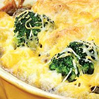 Brown Rice Gratin With Broccoli and Spinach - Today's Dietitian Health ...