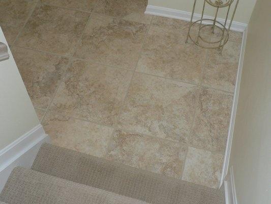 Tile Flooring For Basement Building Plans Design Pinterest
