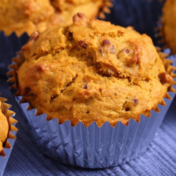 Pumpkin Applesauce Muffins - Shape Magazine