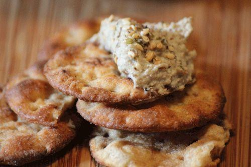 Lentil Walnut Dip | Vegan Spreads and Cheeses | Pinterest