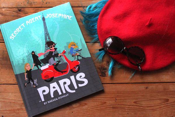 Secret Agent Josephine in Paris Book Review