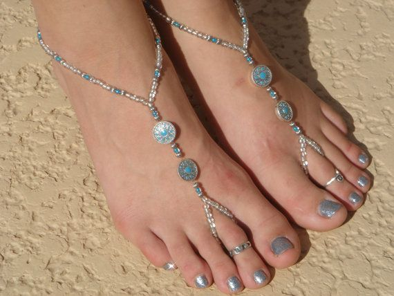 how to make barefoot sandals jewelry