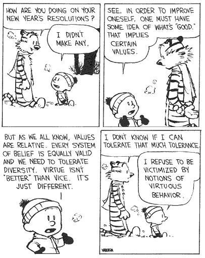 absolutism and relativism essays