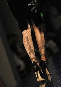 eiffel tower stockings! for-looks