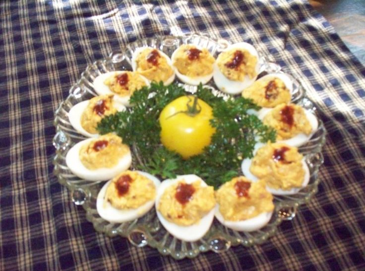 Smoky Chipotle Deviled Eggs | The devil made me do it | Pinterest