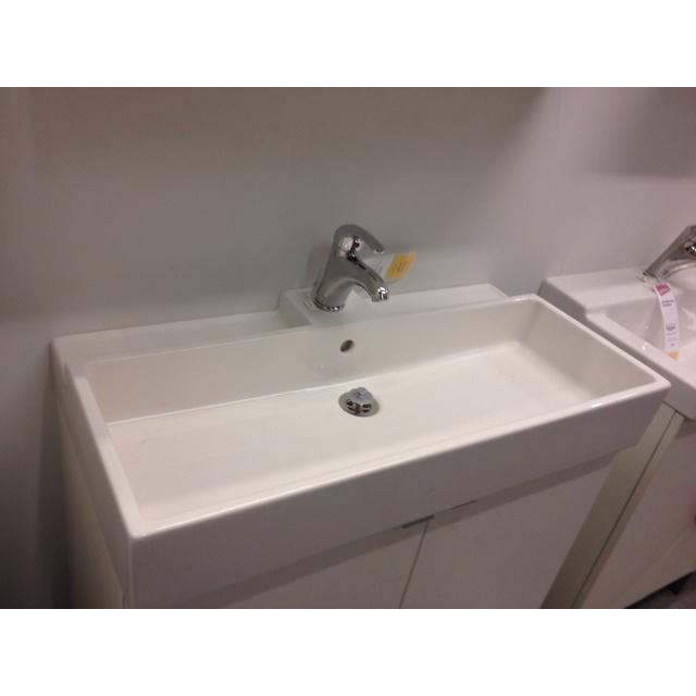Slimline Sinks Bathrooms : Slim sink for small bathroom Home Pinterest