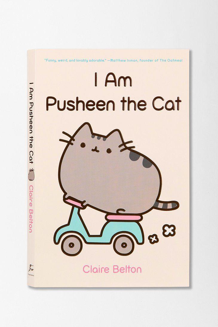 I Am Pusheen The Cat Claire Belton 8601404318603 Amazon