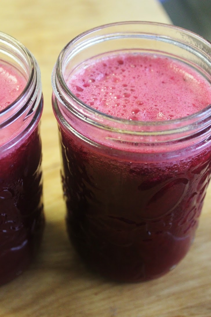 Beet, Apple, And Mint Juice Recipes — Dishmaps