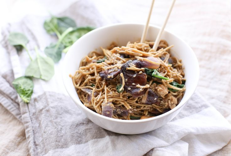 ... noodles teriyaki steak and sesame noodles sesame chilli mushroom