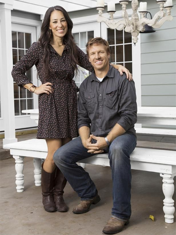 Favorite new HGTV show!!  Fixer Upper!  Meet the Restoration Pair in Back From the Brink: A Fixer Upper Story from HGTV