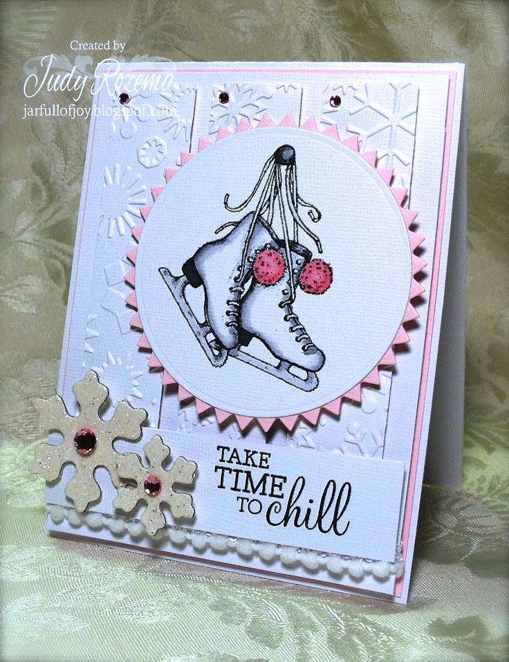 winter card christmas ideas pinterest