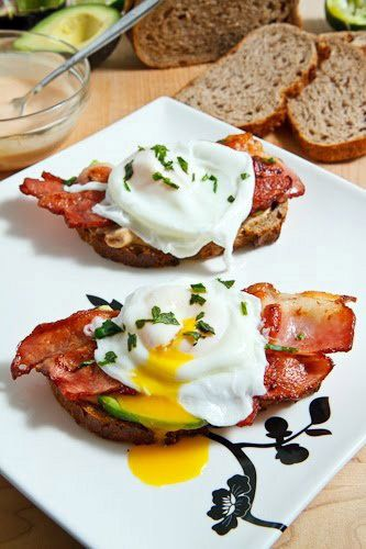 Poached Egg on Toast with Chipotle Mayonnaise, Bacon and….jpg