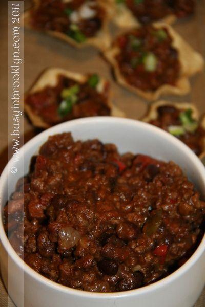 Black Bean & Chorizo Chocolate Chili | Cooking | Pinterest