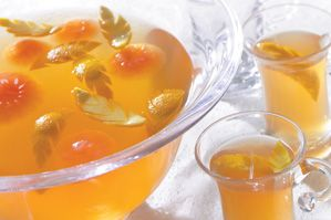 "Champagne Punch | The Holiday ""Spirit"" 