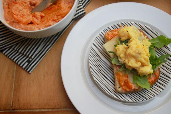 Tomato Butter Recipe via Shutterbean