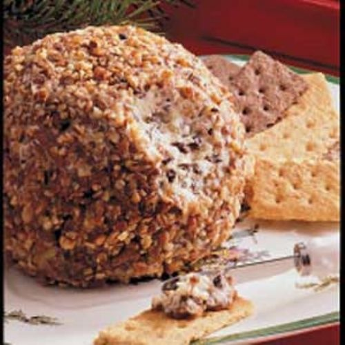 Chocolate Chip Cheese Ball | Foods | Pinterest
